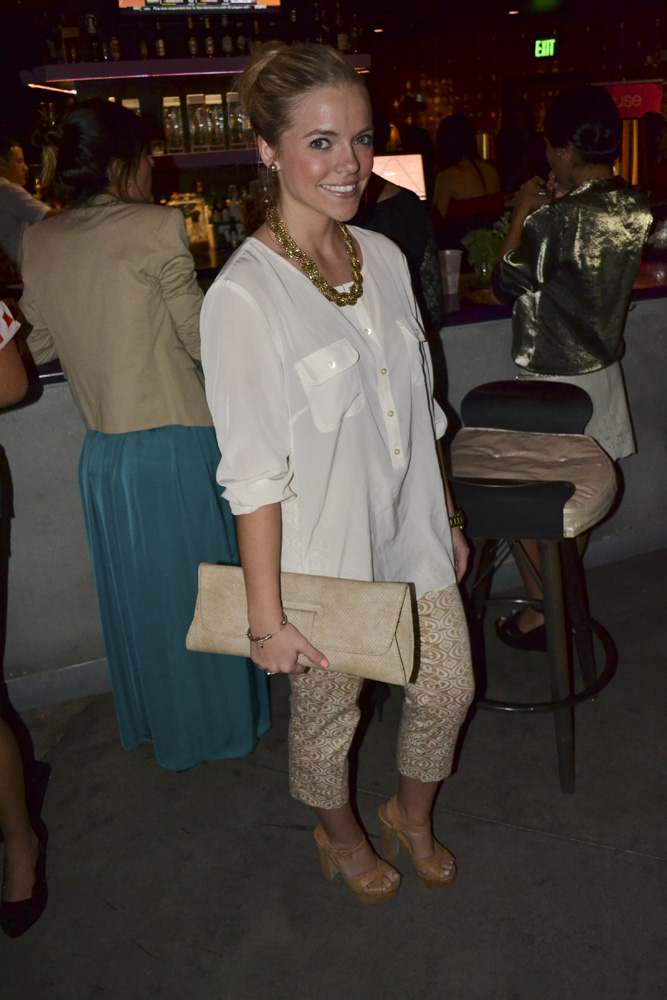 Kristin Clark at Fashion Bloggers Do It Better
