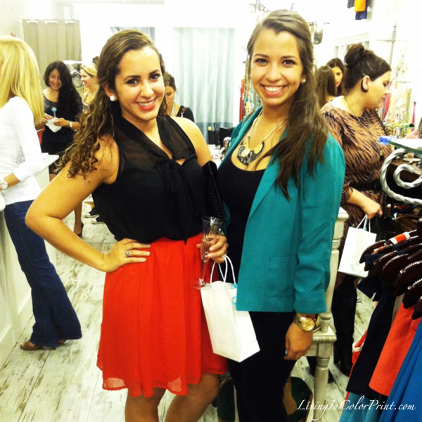 Sip and Style Soiree Etiquette Boutique