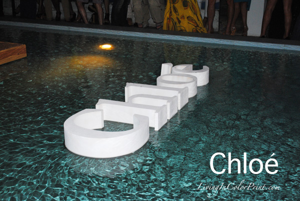 Chloe SS Collection at the Soho House, MBFW Swim 2013