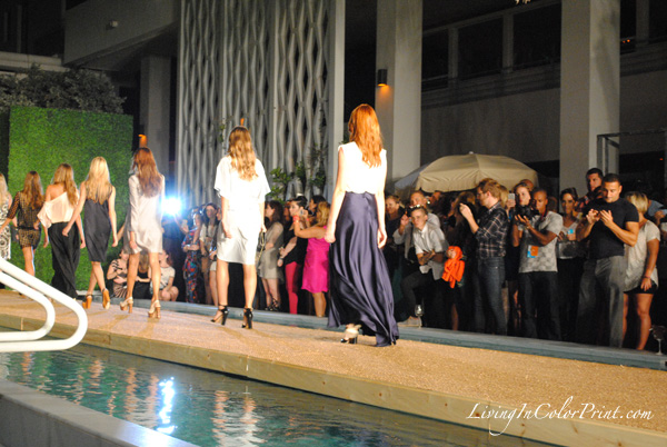 Chloe Spring COllection finale, MBSwim 2013