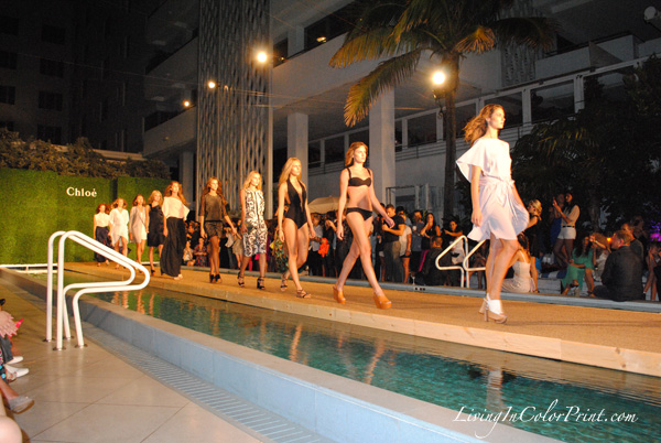 Chloe spring collection finale