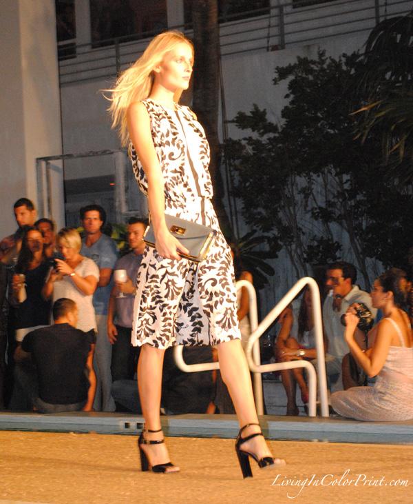 Chloe Spring 2013 collection, Soho beach House events