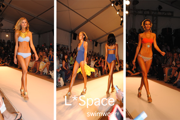 MBFW Swim 2013, LSpace by Monica Wise