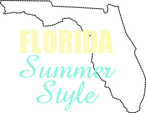 Florida summer style, FL summer trends
