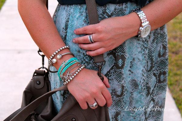 Dusk in Wynwood Miami, Miami Fashion Blogger, snake skin maxi skirt
