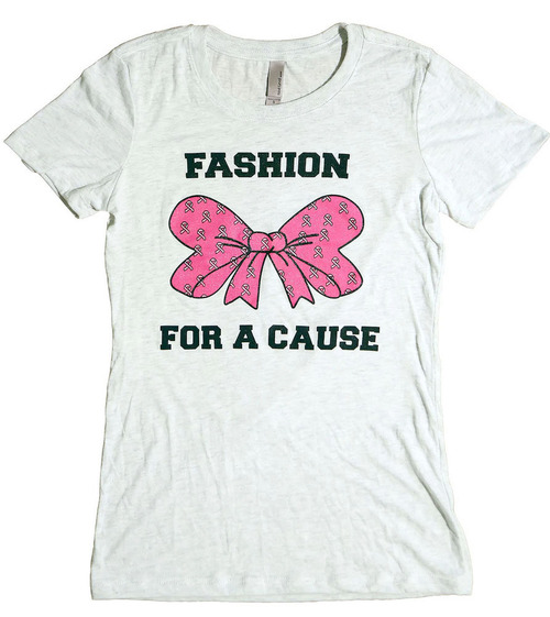 fashion for a cause campaign