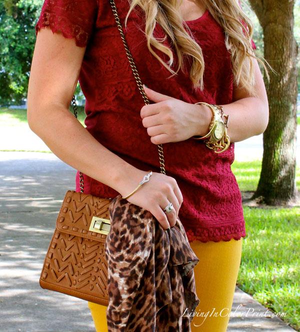 Mustard Denim and Lace, Seminole Nation Blogger Style