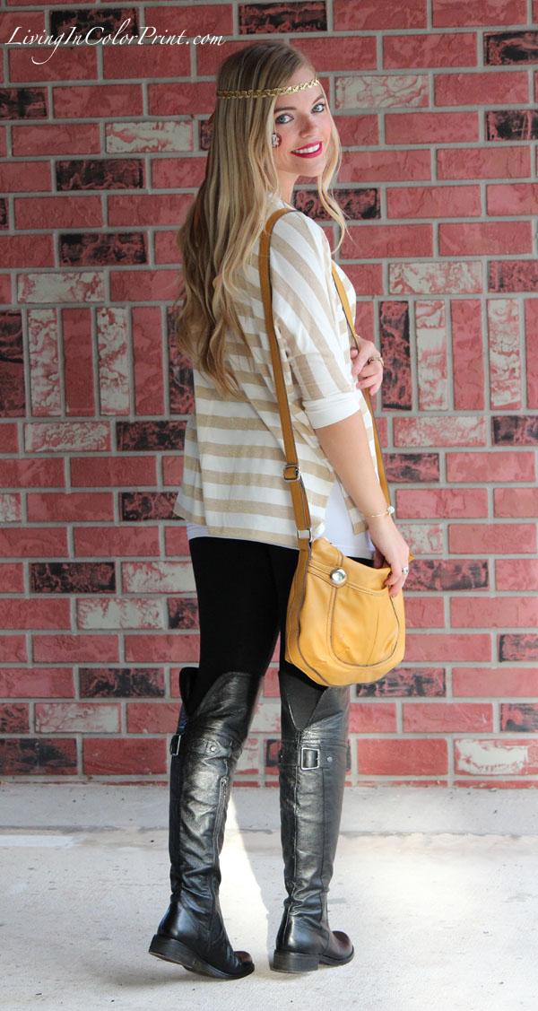 FSU gameday fashion, FSU seminole style, FSU gameday outfit, Florida State alumni blogger