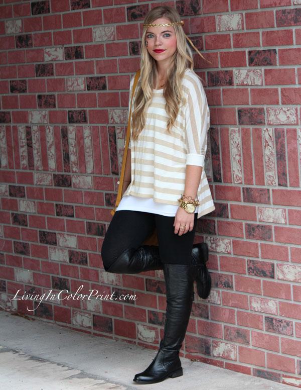 FSU gameday fashion, FSU blogger style, FSU blogger, FSU alumni blogger