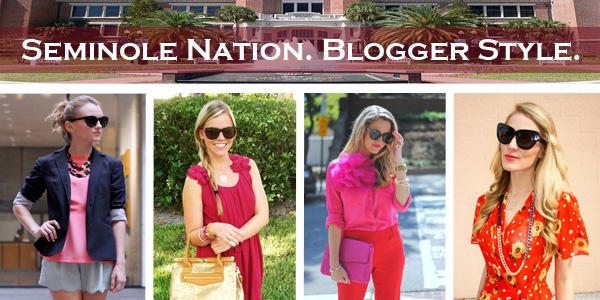 Florida State bloggers, Seminole Nation. Blogger Style.