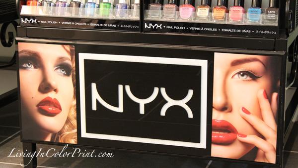 NYX headquarters, visit NYX Cosmetics, visiting NYX LA