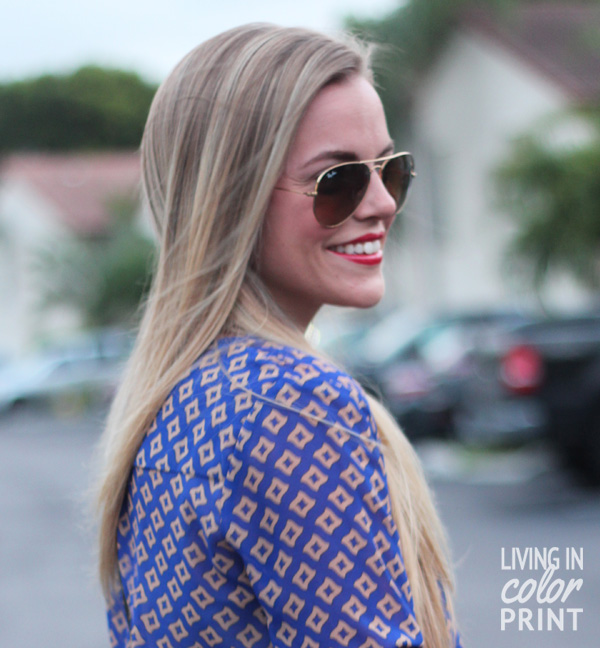 L.mae Boutique Giveaway // Living In Color Print