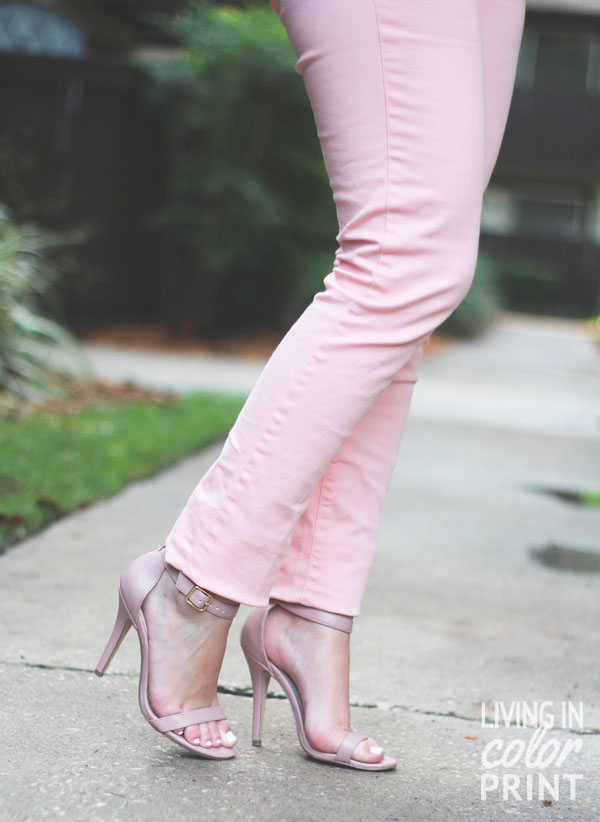 Monochromatic Pink: Style Setter Swag