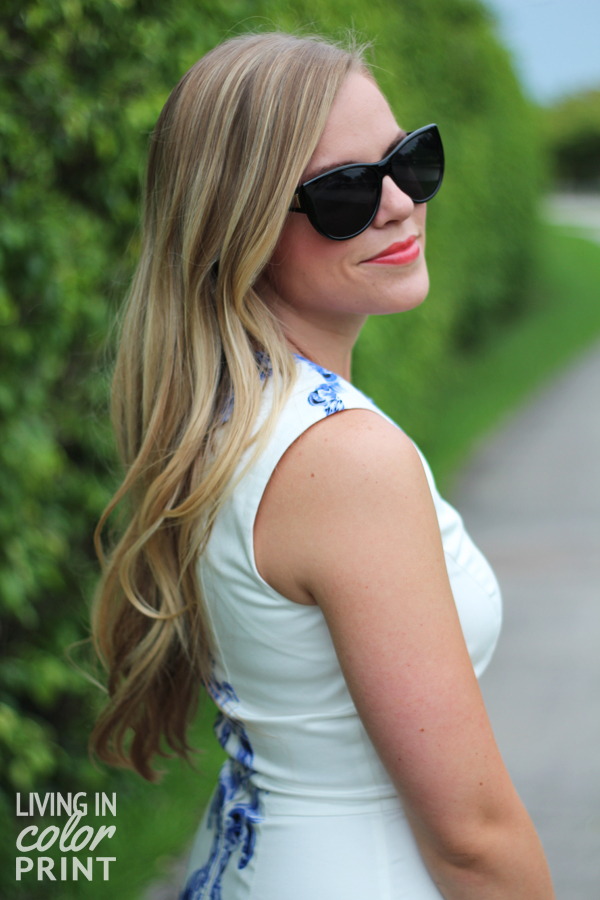 Dress for Summer: Mirrored Print