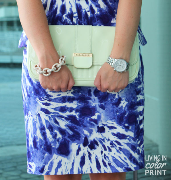 LT Savvy Summer   Living In Color Print