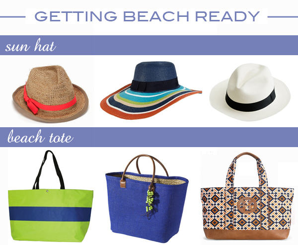 Getting Beach Ready | style
