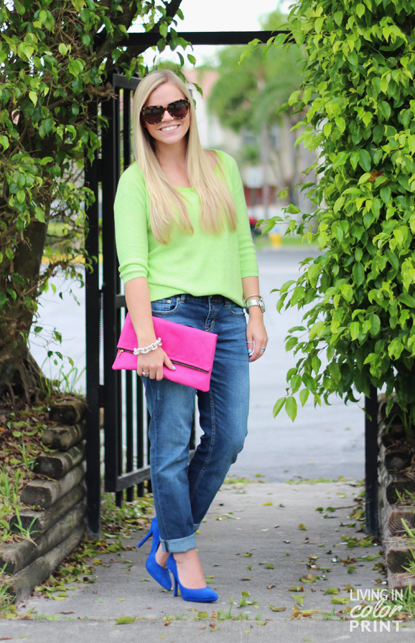 Brights | Living In Color Print