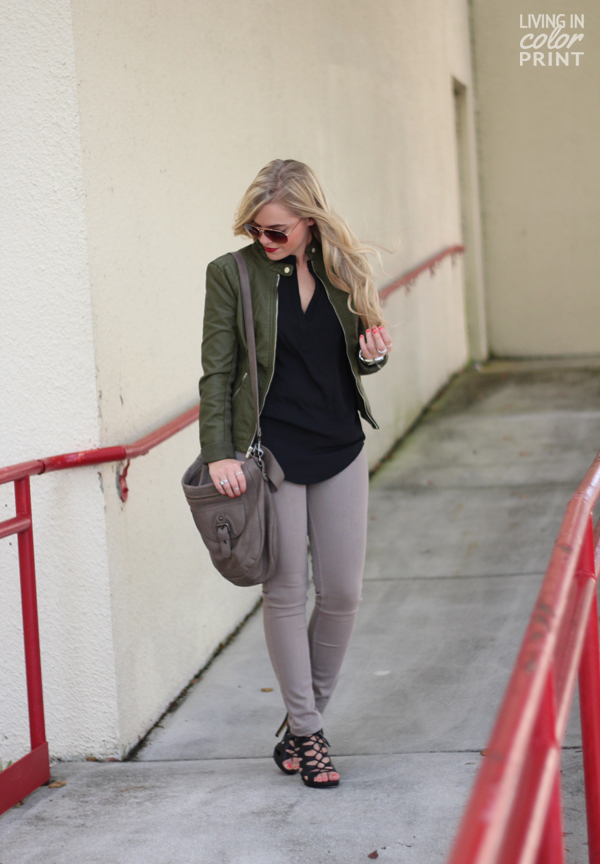 Falling for Fall | Olive Bomber