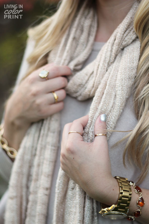 Autumn Neutrals | Living In Color Print