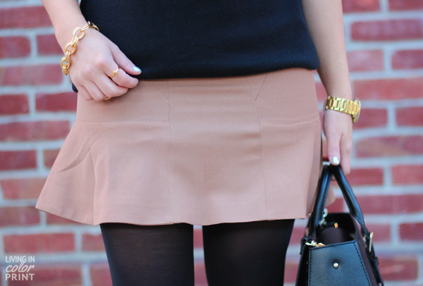 camel fit & flare