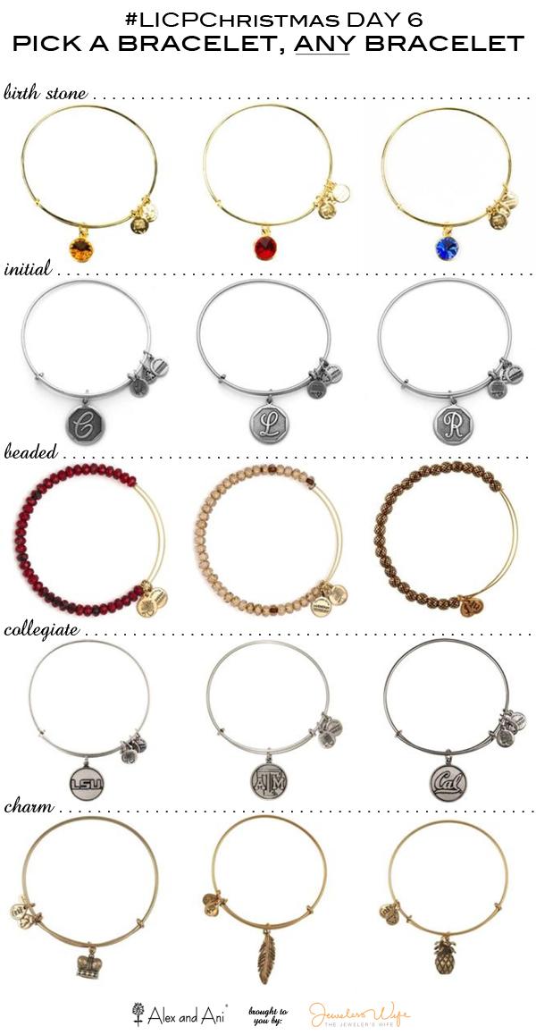 Jewelers Wife + Alex and Ani Giveaway