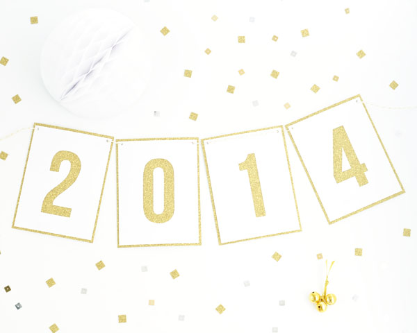 Gold 2014_Happy New Year