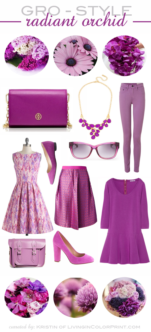 Gro-Style | Radiant Orchid
