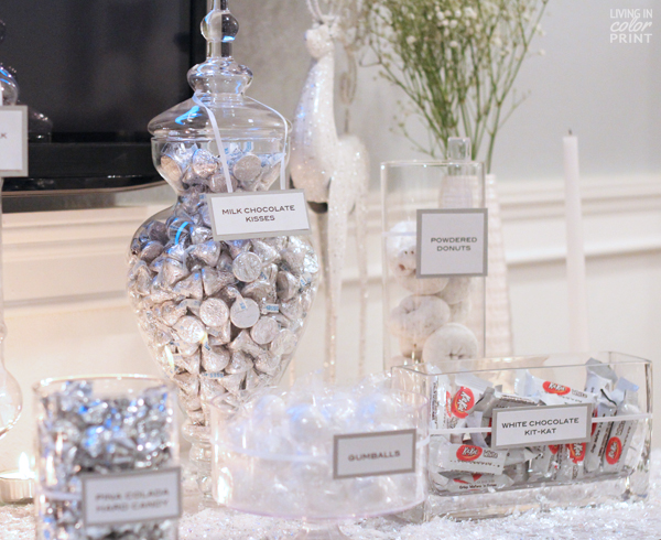 Winter Wonderland White Party