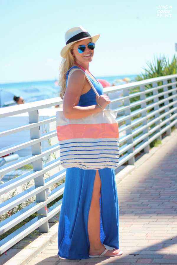 Staycation | Living In Color Print