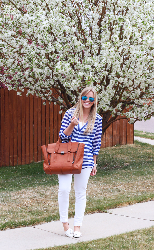 Casual White | Living In Color Print