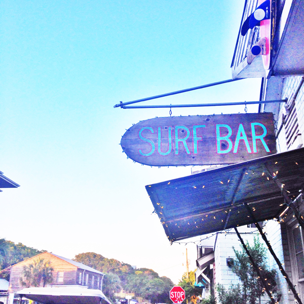 surf bar | folly beach