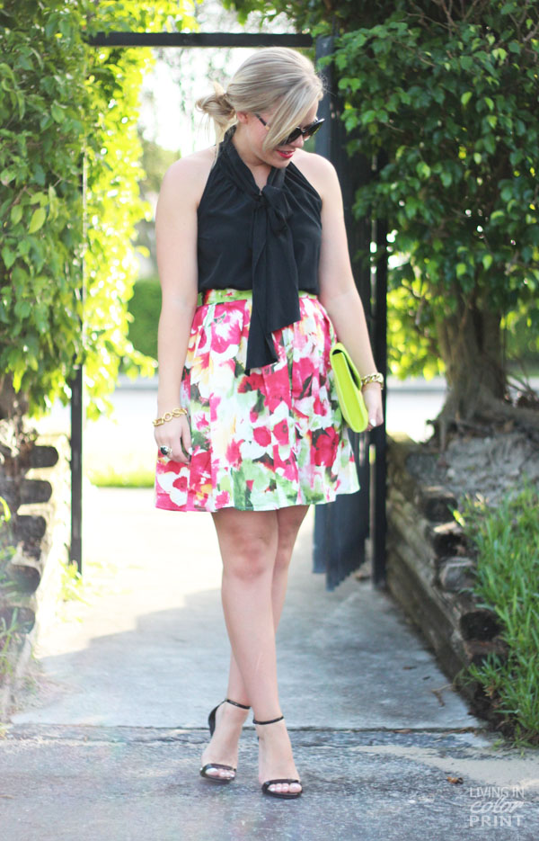 Wedding Attire | Living In Color Print