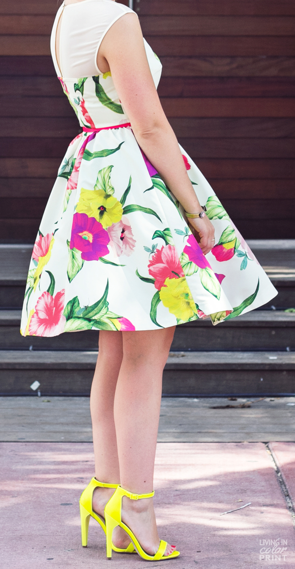 Bold Floral | MBFWSwim