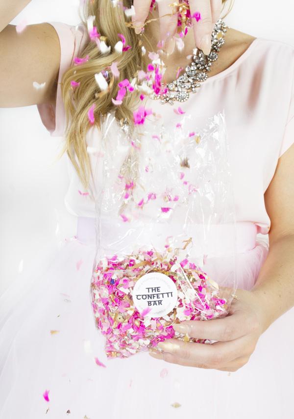 Birthday Tulle + Confetti