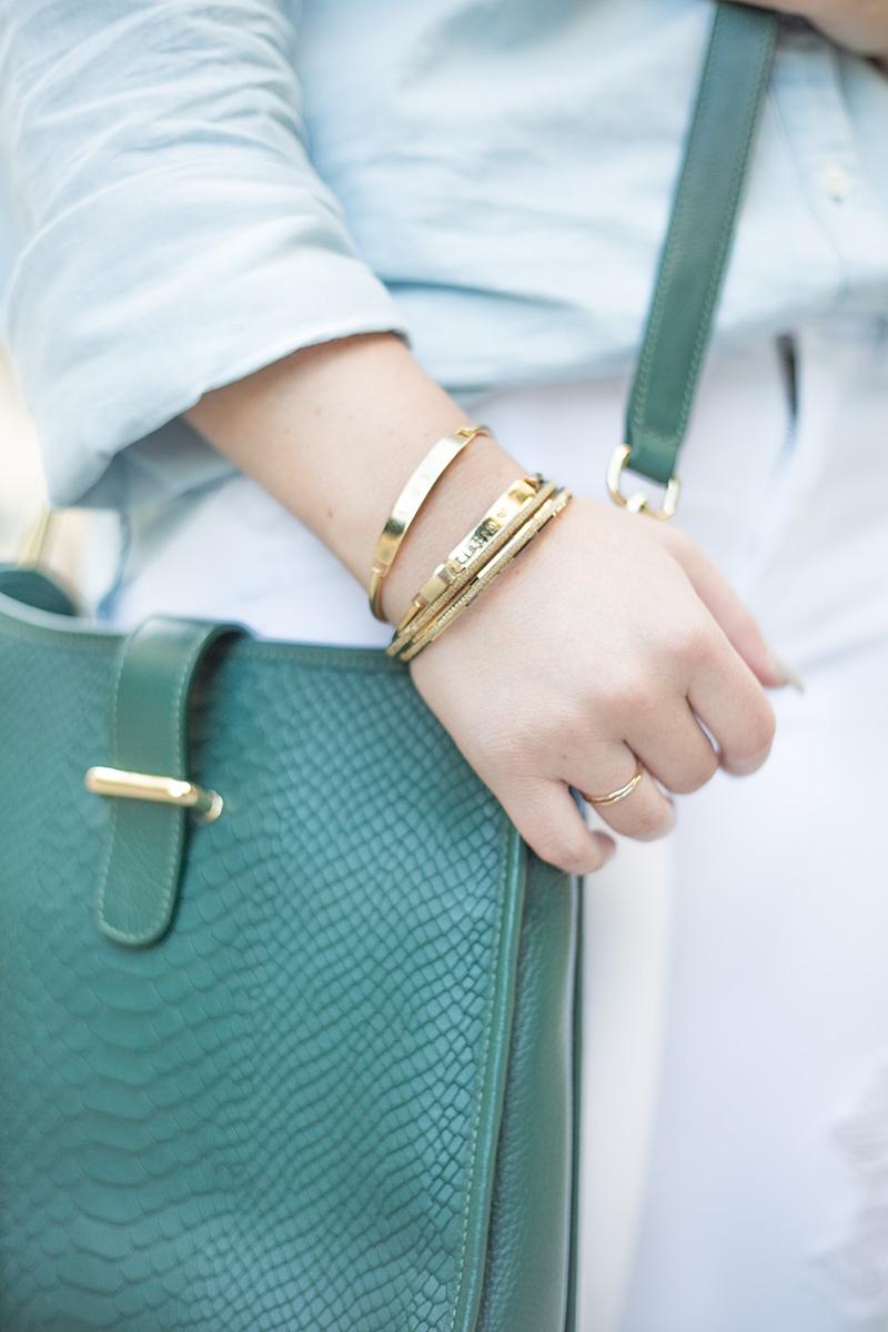 hunter-green-crossbody-taudrey-bracelets