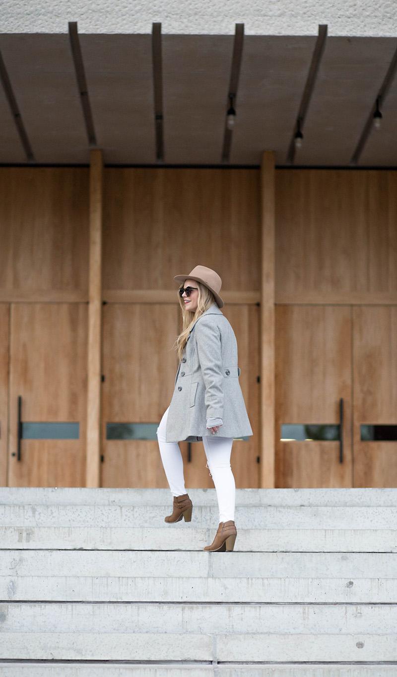 grey-coat-and-camel-fadora