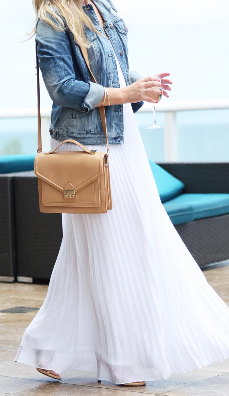 white-pleated-maxi-dress
