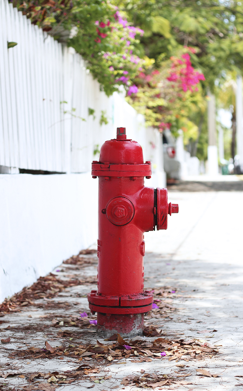 red-fire-hydrant-key-west