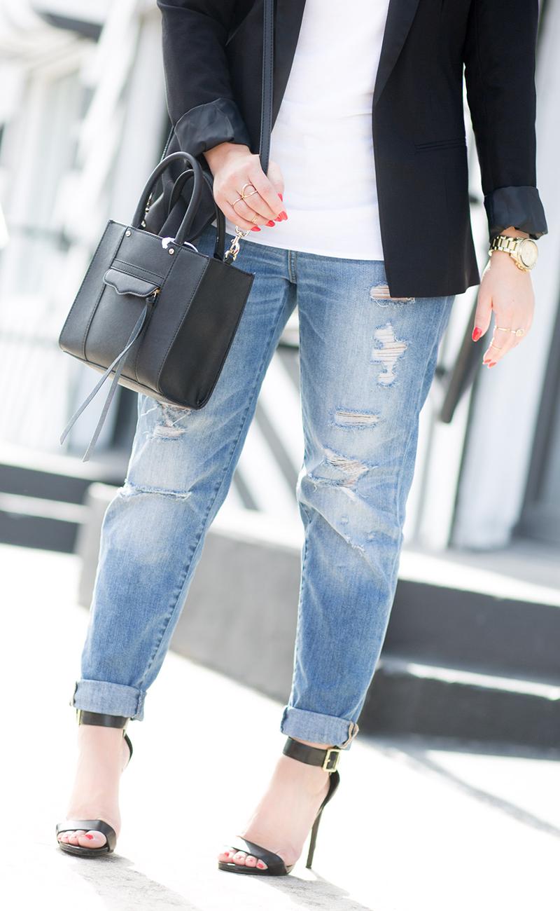 Slik-Lapel-Blazer-boyfriend-jeans