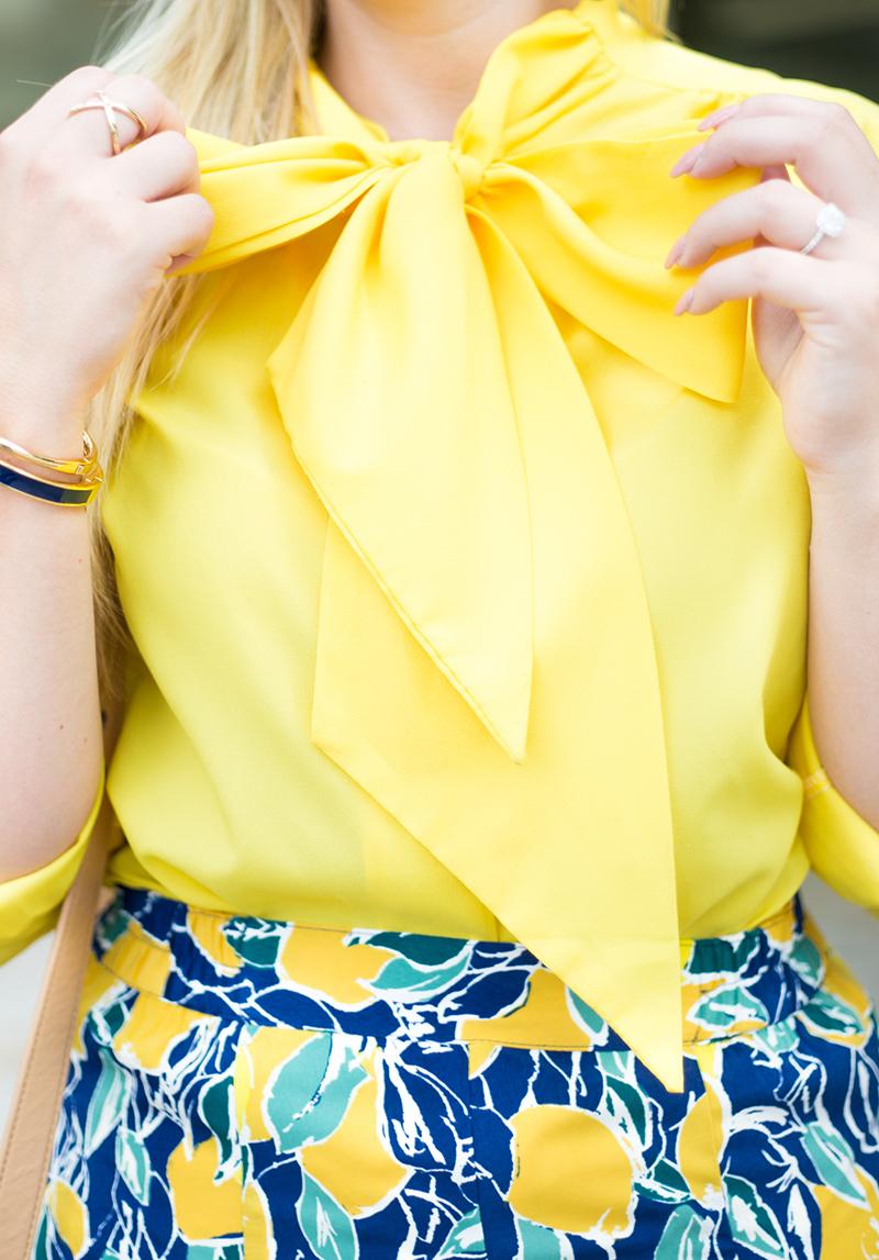 Lemon Skirt