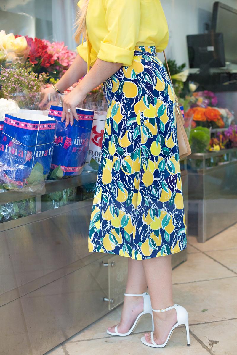 Lemon Skirt7