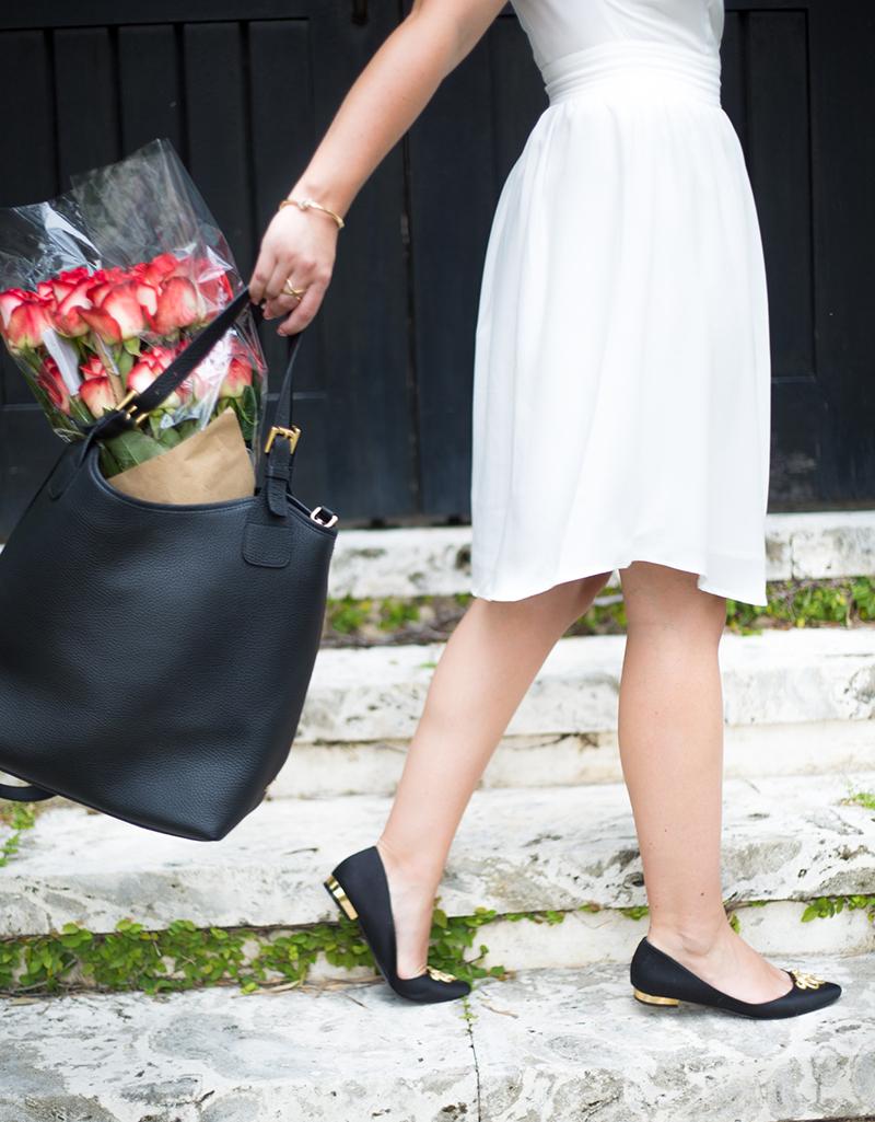 Parisian White Dress + Hat8