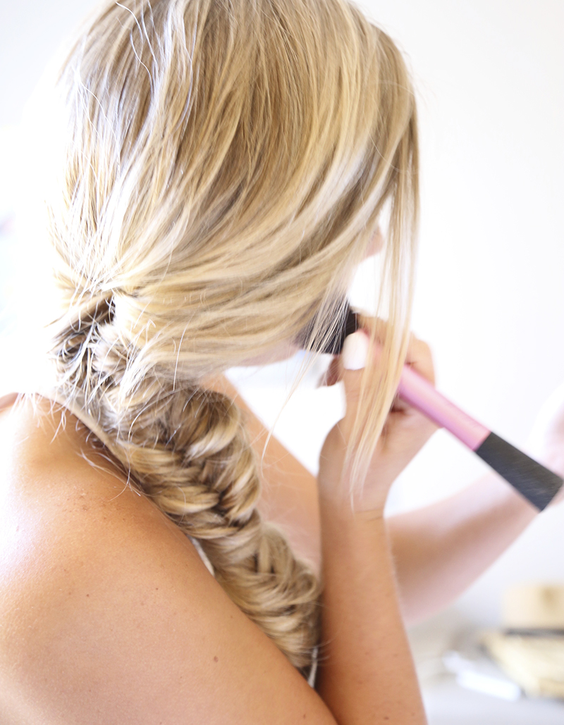 knotted-fishtail-braid