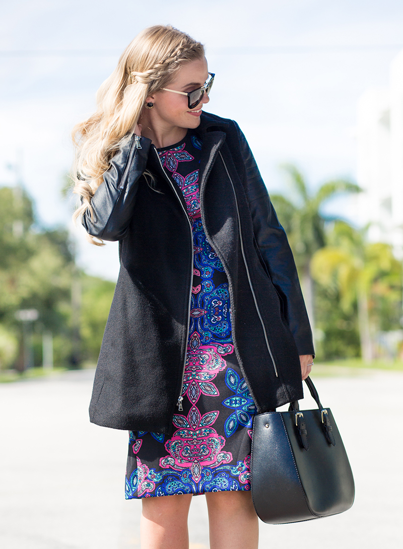 Nicole Miller Fall Paisley6