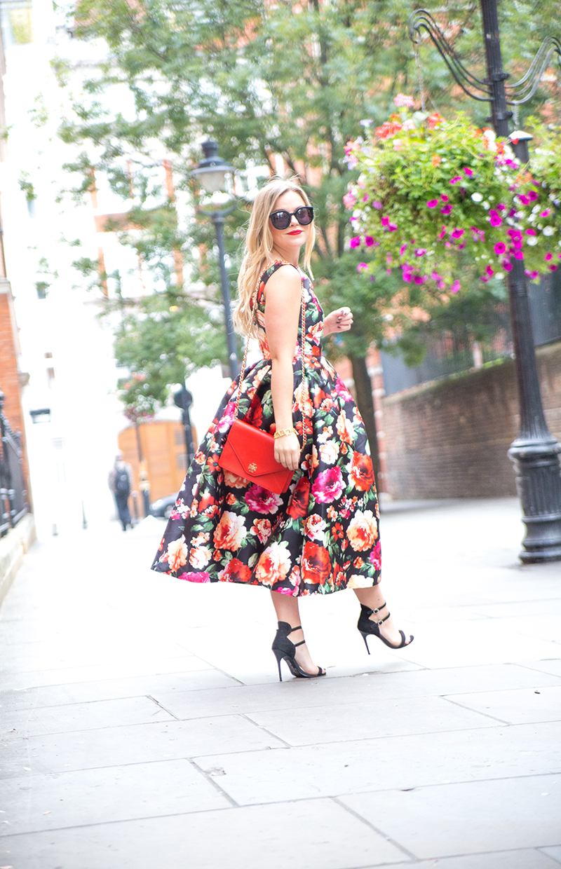 Red Floral10