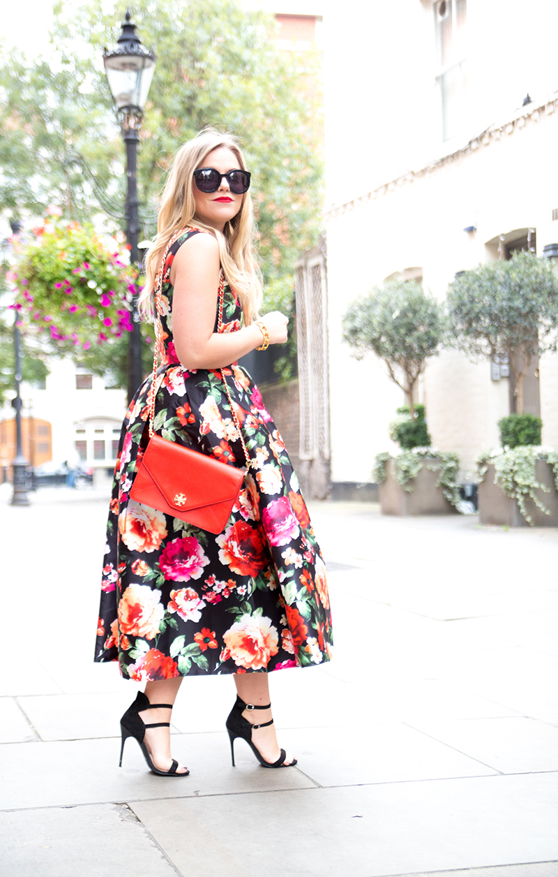 Red Floral11