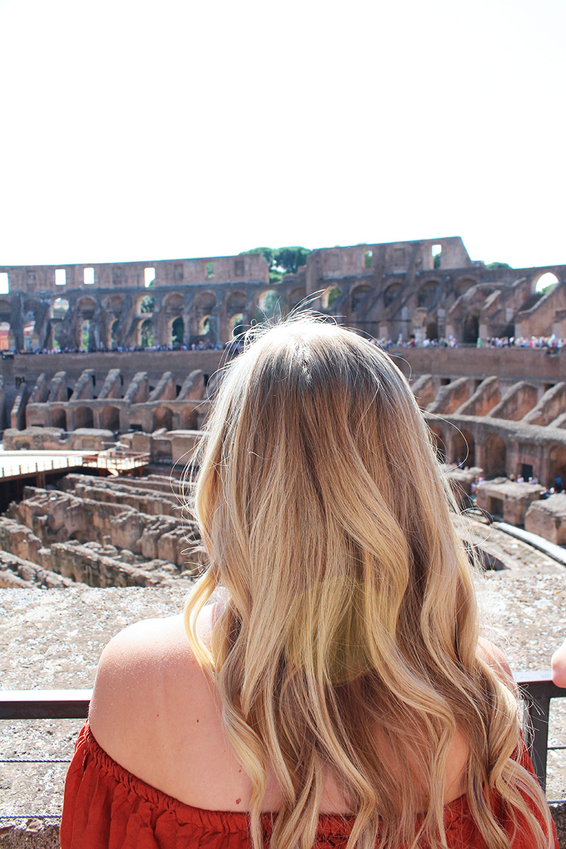 Visiting the coliseum in 20 mins on a cruise