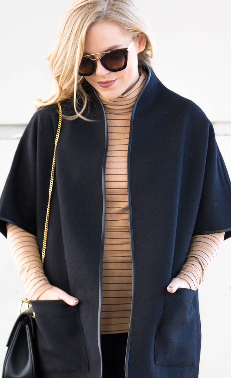 Black Cloak   Living In Color Print