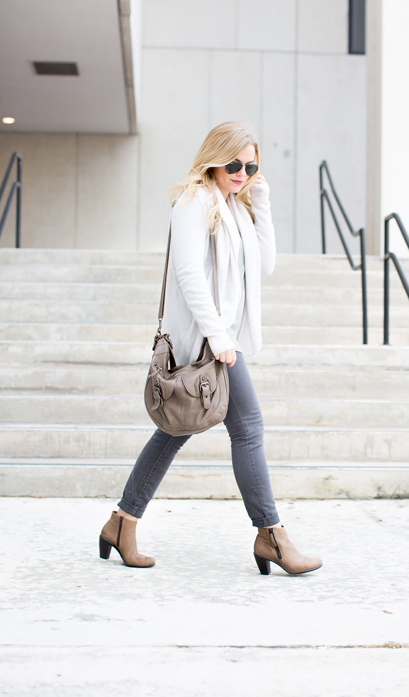 Grey Cashmere | Living In Color Print
