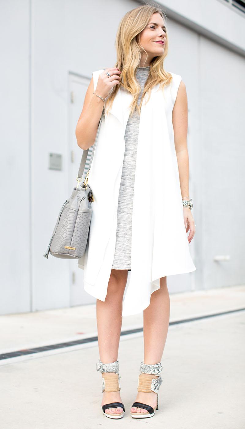 Grey Marble Dress4